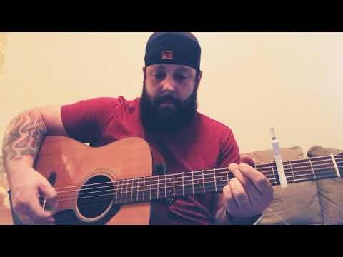 Broken Halos Chris Stapleton Acoustic Cover