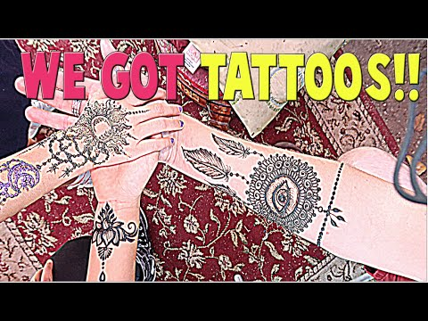 ELI & ALEXA GOT A TATTOO! | REALITYCHANGERS VLOG