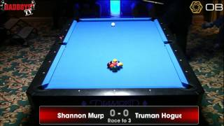 Shannon Murphy vs  Truman Hogue Banks