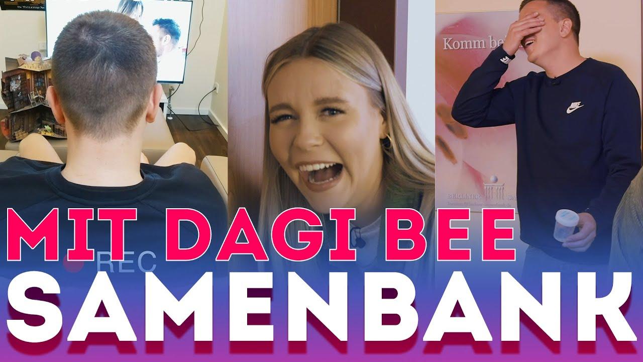 IN DER SAMENBANK mit Dagi Bee !!! | JOYN ShameGame