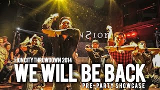 WWBB | SHOWCASE | LION CITY THROWDOWN 2014 PRE-PARTY | RPProductions