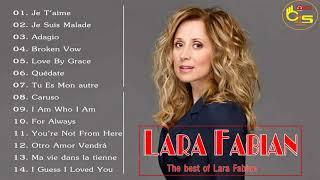 Lara Fabian Best Of Full Album 2018 - Les Meilleurs Chansons de Lara Fabian