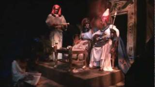 Walt Disney World EPCOT Spaceship Earth Attraction Ride Through WDW On-Ride 2011 HD 1080p