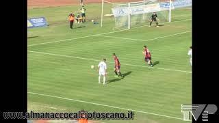 Serie D Girone E Sangiovannese-Aquila Montevarchi 1-0