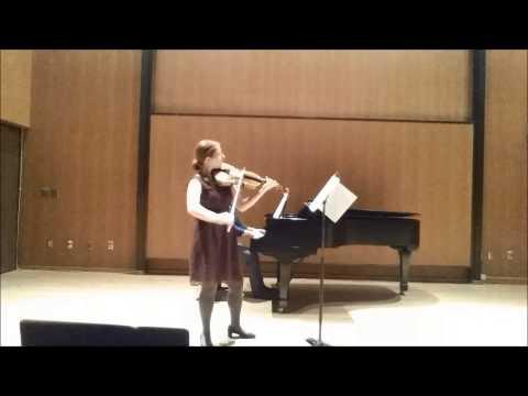 Romanze Op. 85 By Bruch