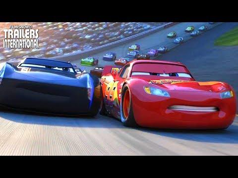 CARROS 3 | Novos spots da animação Disney Pixar