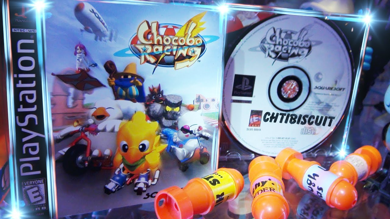 chocobo racing iso