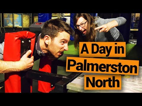 A Day in Palmerston North  - New Zealand's Biggest Gap Year – Backpacker Guide New Zealand