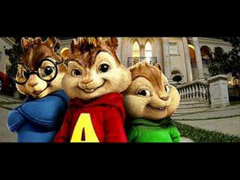 Chipmunks - Because Of You (Kelly Clarkson)