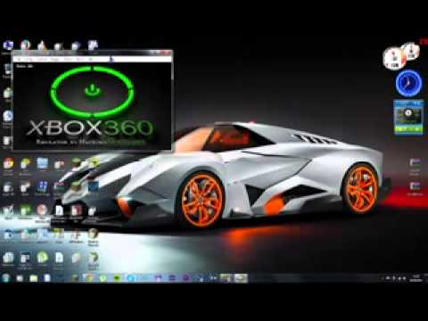 How to install Xbox360 emulator with BIOS and Download 2018