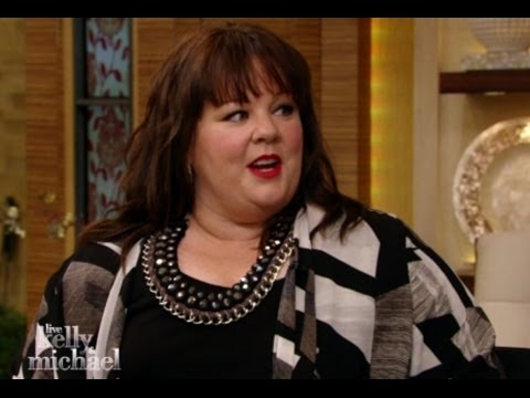 Tammy Melissa McCarthy Jokes About Her Kids