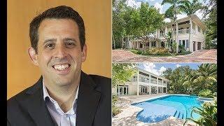 Michael Komaransky sold his Miami mansion for Bitcoin