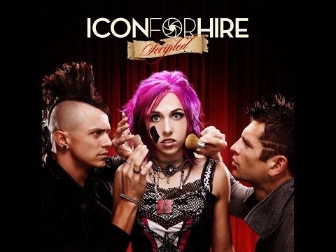 Icon For Hire - Scripted (Full album)