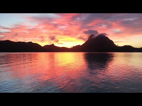 Tahiti - Papeete, Bora Bora & Moorea 2012