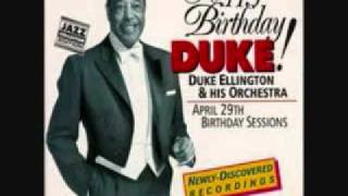 Time On My Hands / Duke Ellington Orchestra feat Jimmy Hamilton