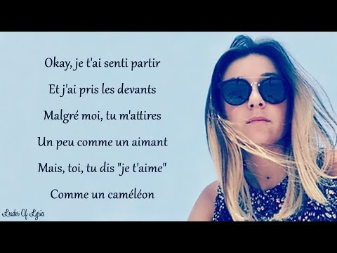 Maître Gims - CAMÉLÉON (Estelle & Willy Cover) (Lyrics / Paroles)