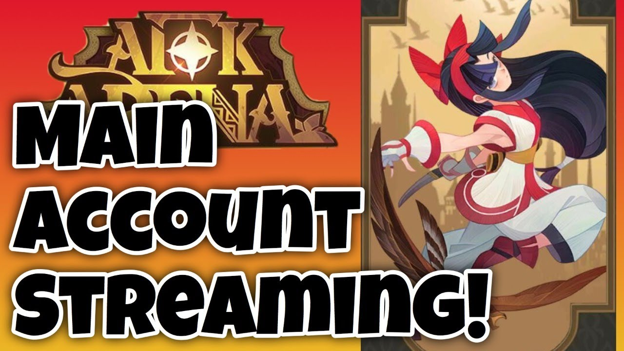 Main Account Campaign Push!  [AFK ARENA LIVE]