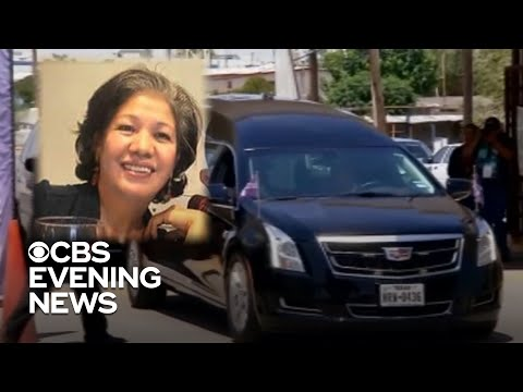 First funeral held for victim in El Paso mass shooting