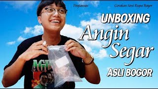 Unboxing Angin MP3