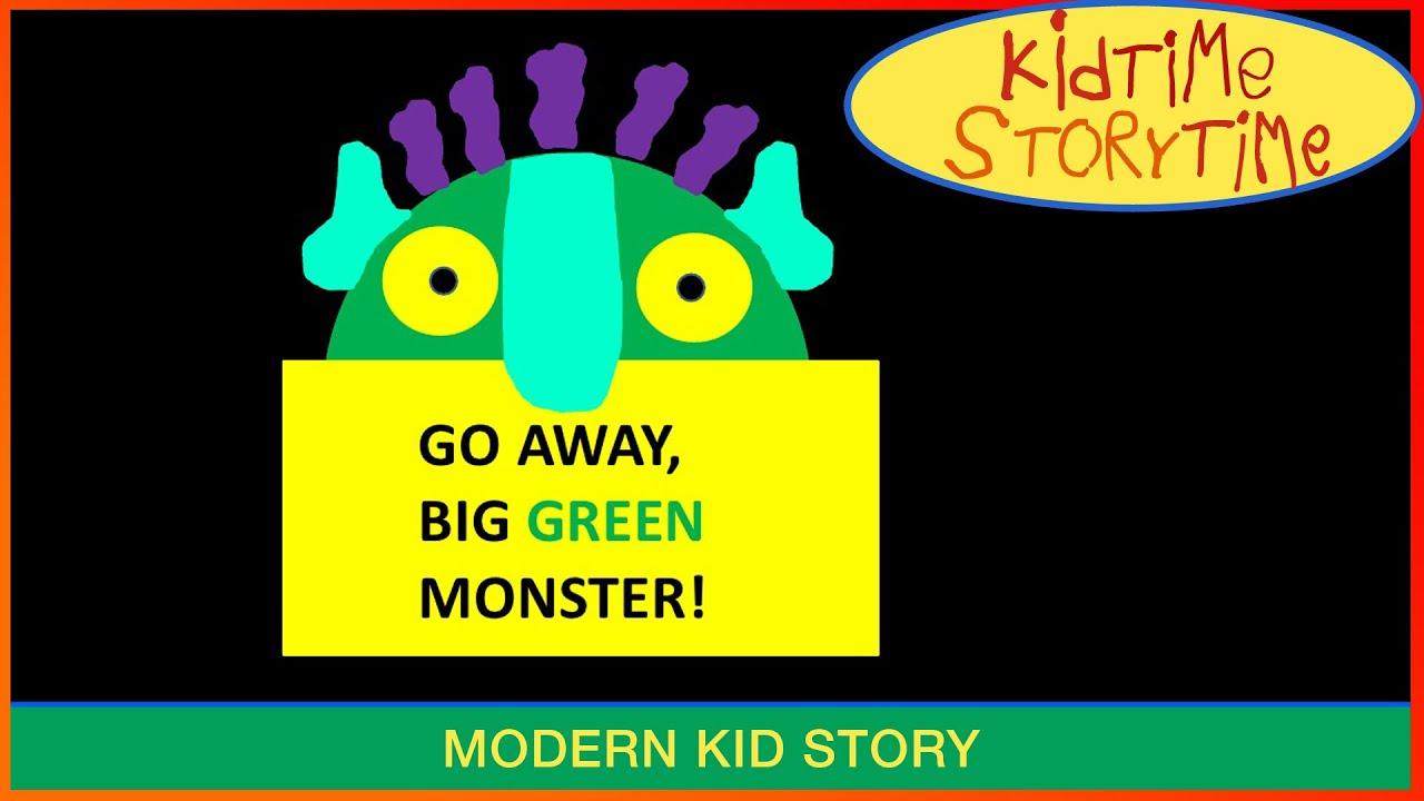 Download Go Away, Big Green Monster!