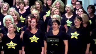 "Birkenhead, Livepool & Chester Rock Choir Peform ""Oh Happy Day"" For The Nepal Fundraiser."