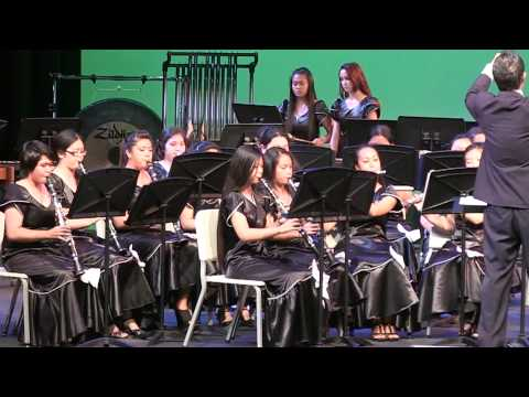 Color of the Wind | Sacred Hearts Academy Concert Band
