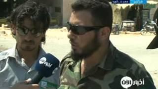 احمد عاصي - اخر التطورات في معبر باب الهوا