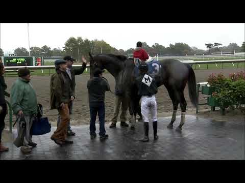 video thumbnail for MONMOUTH PARK 10-20-19 RACE 4
