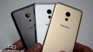 Meizu Pro 6: быстрый обзор, распаковка, сравнение с Pro 5, Galaxy S7 edge