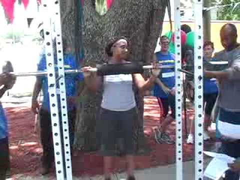 All People's TyRon Lewis Community Gym Annual Fitness Weightlifting Competition - #1 of 3