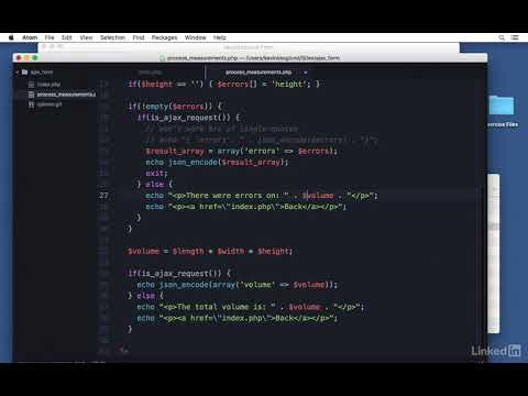 Ajax with PHP Add Dynamic Content to Websites