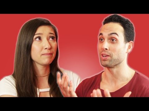 Thumbnail: Couples Discuss The Hardest Thing They've Faced Together