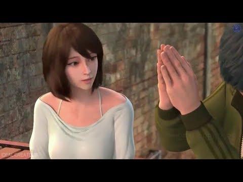Tu Jo Kahe | Animated Sad Song |Whatsapp Status| Heart Touching Sad Animation Love Song Status Video
