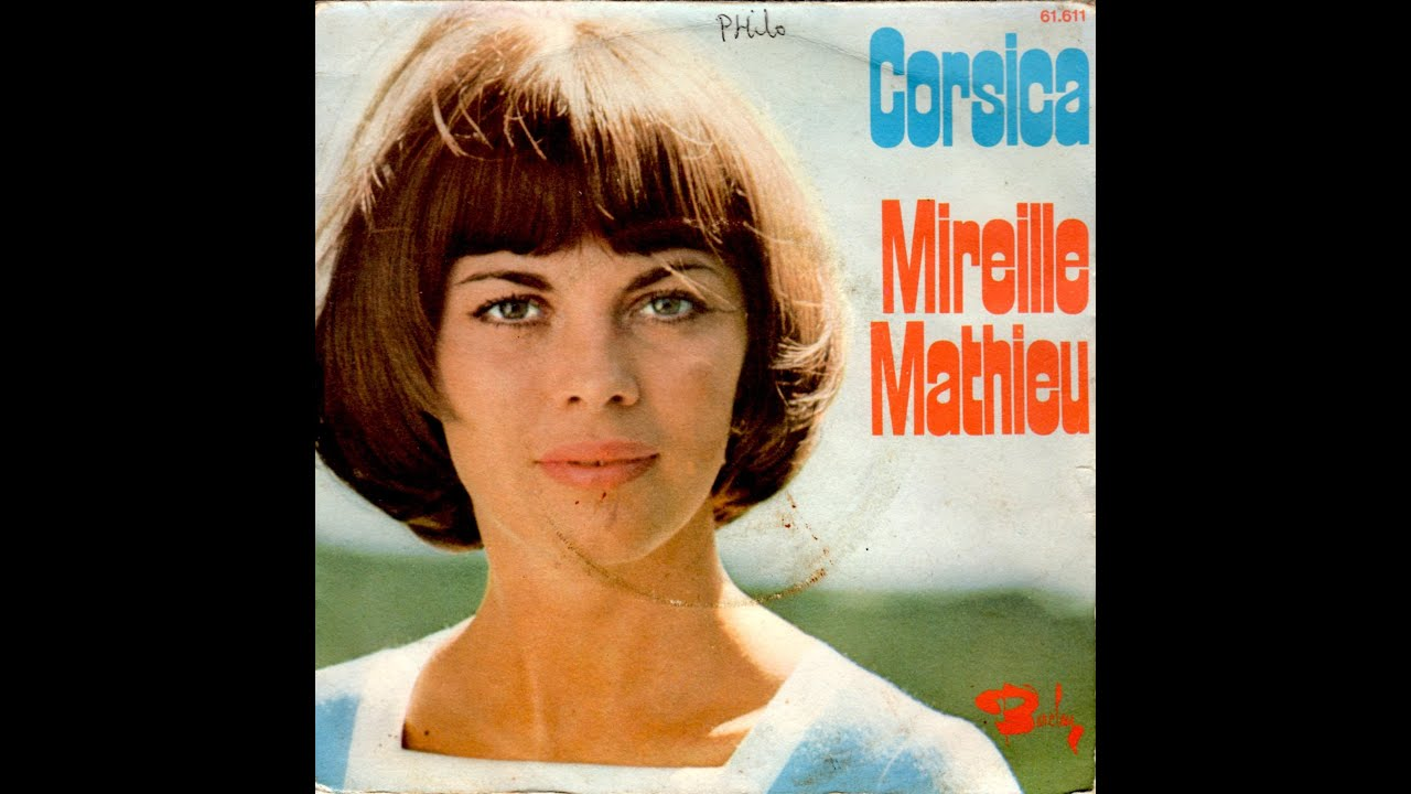 Mireille mathieu mp3 скачать