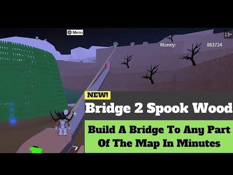 Bridge To Spook/Sinister Wood(Lumber Tycoon 2) Roblox