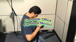 Dallas Office Movers