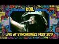 Gambar cover Koil Live at SynchronizeFest - 8 Oktober 2017