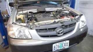 Mazda Tribute Ford Escape Transmission Trouble Code P0708