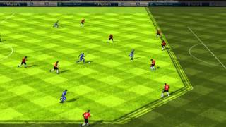 FIFA 13 iPhone/iPad - Al-Hilal vs. Al-Raed