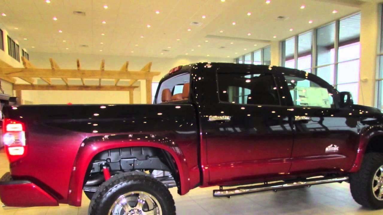 1794 Edition 2015 Toyota Tundra Youtube