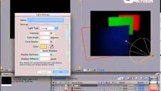 уроки  Adobe After Effects с нуля урок 6