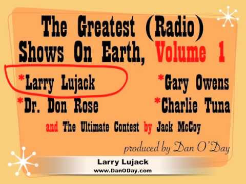 30-MINUTE LARRY LUJACK RADIO AIRCHECK FROM WLS