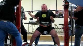Baixar Jeremy Frey 1014 lb squat at BIG Spring Open