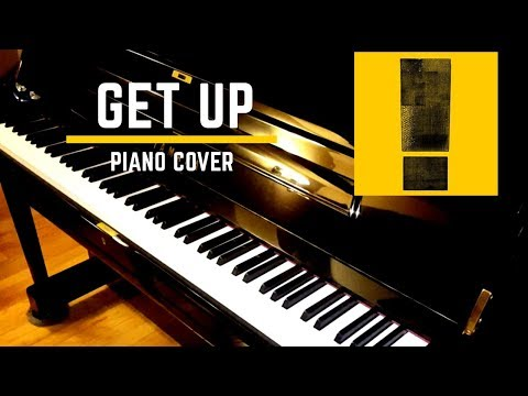GET UP - SHINEDOWN PIANO COVER