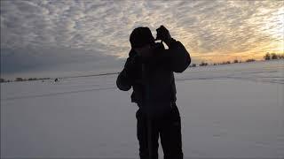 2017 рыбалка зима  оз. Саускановское д.Сабанаки Тобольский район