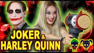 JOKER & HARLEY QUINN thumbnail