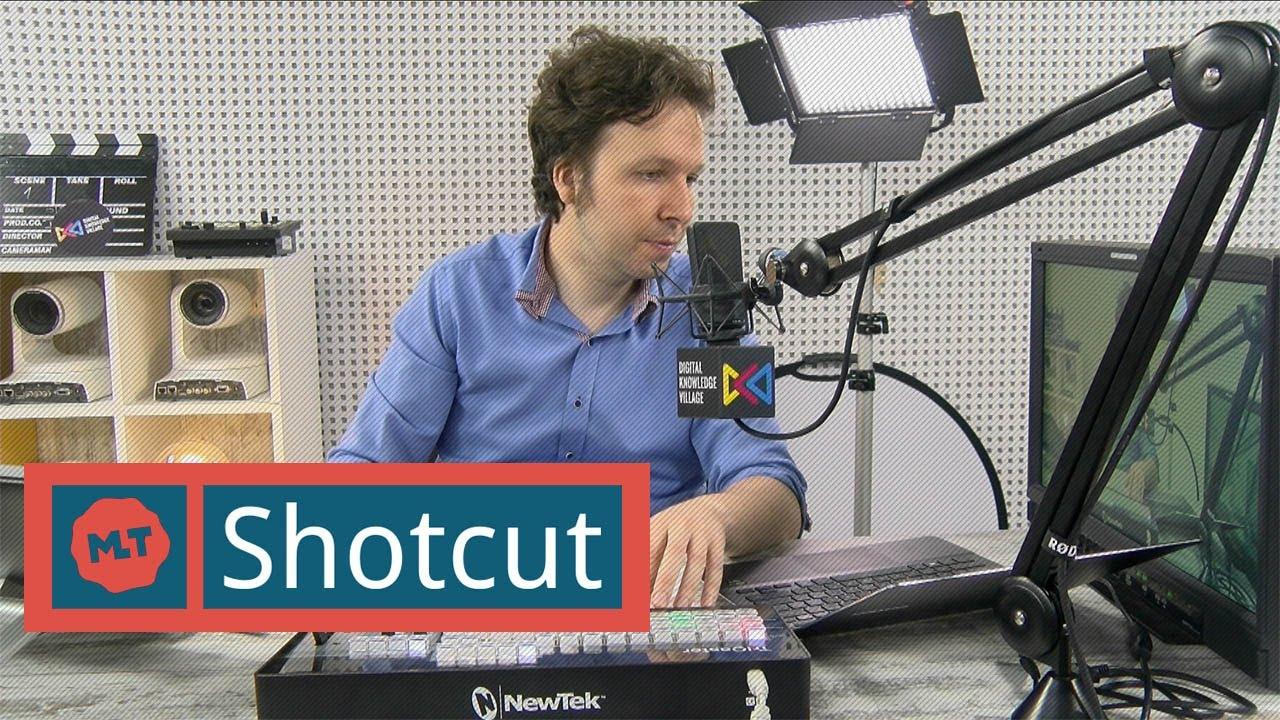 Shotcut - jak montować filmy za darmo