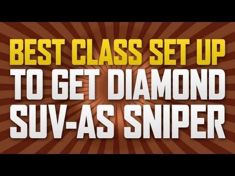 Best Class Set Up To Get Diamond SUV-AS Sniper