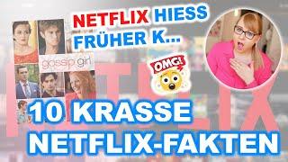10 krasse Netflix Geheimnisse, die keiner kennt!