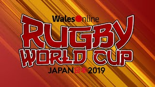 The Gain Line #22 Rugby World Cup 2019 daily show